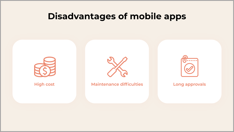 Disadvantage-Of-Mobile-Apps